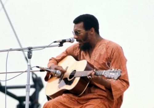 50 años de Woodstock - Richie Havens -