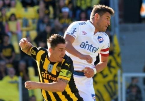 Nacional - Peñarol: el clásico fue empate sin goles