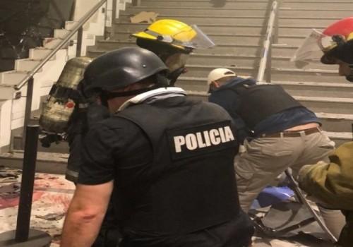 Atentan contra cajeros automáticos de Montevideo y Canelones