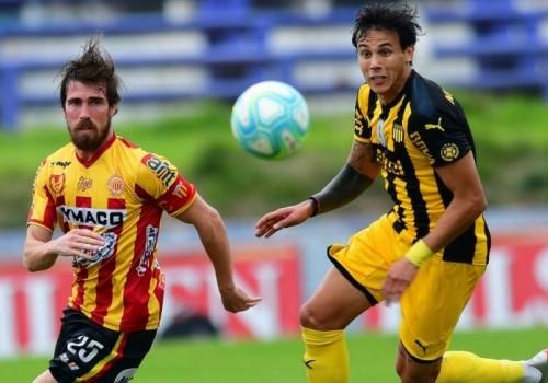 Peñarol resignó 2 puntos ante Progreso: fue empate 1-1