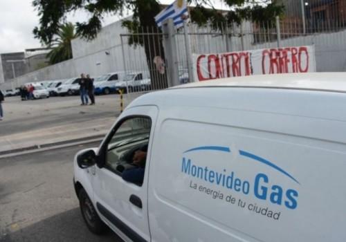 Sindicato decidió levantar huelga general en Montevideo Gas