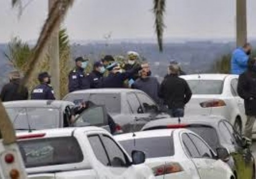 Tres infantes de Marina asesinados en puesto de guardia en…