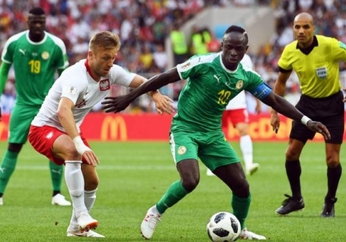 Senegal derrotó a Polonia por 2 a 1