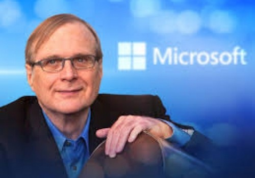 Ha muerto Paul Allen, cofundador de Microsoft