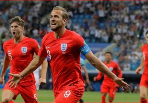 Agónico triunfo de Inglaterra ante Túnez por 2 a 1