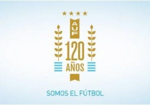 La Asociación Uruguaya de Fútbol cumple 120 años