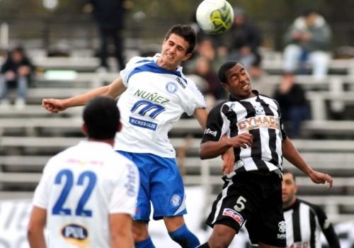 Cerro Largo lo dio vuelta y ganó en la hora 2-1 ante Wanderers