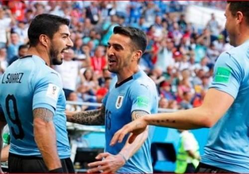 Uruguay ganó con lo justo y clasificó a octavos: 1-0…