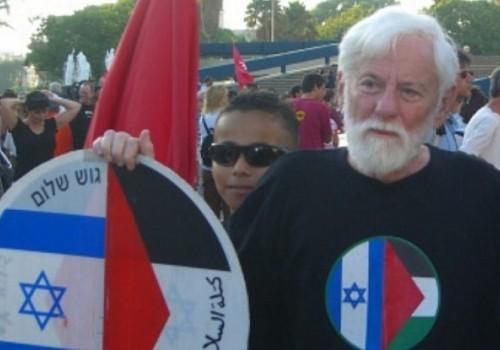 Ha muerto el pacifista israelí Uri Avnery a los 94…