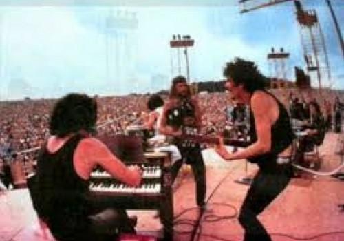 50 años de Woodstock - Santana -