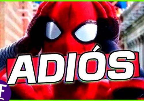 Spiderman Deja de ser Spiderman *Marvel*