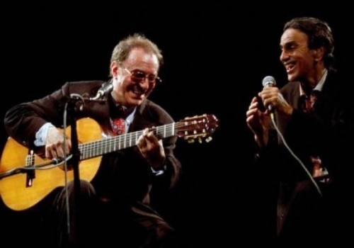 João Gilberto y Caetano Veloso - Chega de Saudade