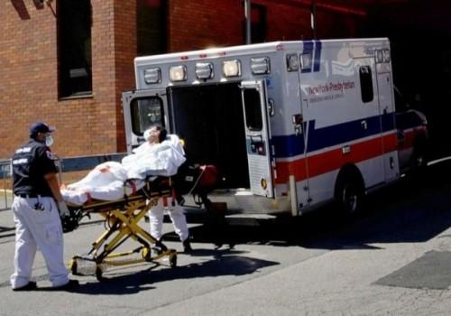 Coronavirus: récord de muertes en Nueva York