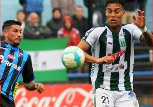 Racing y Liverpool empataron 1 a 1 en el Roberto