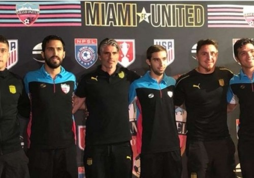 Peñarol enfrenta a Miami United este sábado a las 22:00