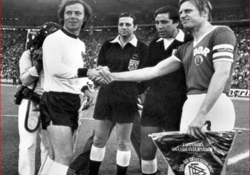 El histórico match entre las dos Alemanias de 1974