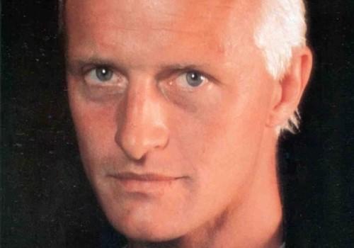 """Ha muerto Rutger Hauer, el replicante de """"Blade Runner"""""""