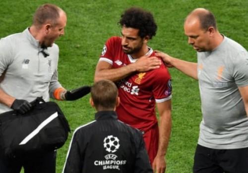 Salah no jugará el primer partido ante Uruguay