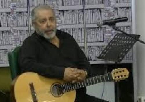 Yamandú Palacios - Canta en homenaje a Zitarrosa