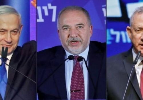 Empate entre Netanyahu y Gantz