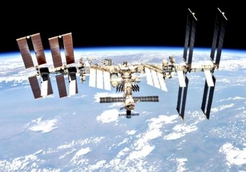La Estación Espacial Internacional pasa sobre Uruguay
