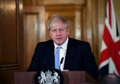 El primer ministro Boris Johnson en terapia intensiva