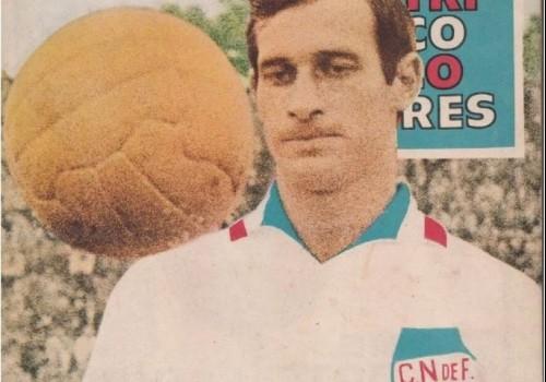 Murió Celio Taveira, histórico goleador de Nacional