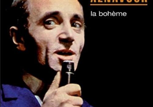 Charles Aznavour - La bohemia