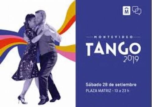 2ª edición de Montevideo Tango en la Plaza Matriz