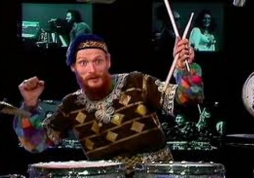 Ginger Baker's Air Force - Drum Solo
