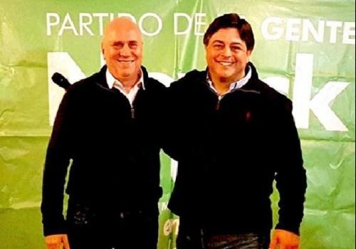 Daniel Peña es el candidato a vicepresidente del Partido de…