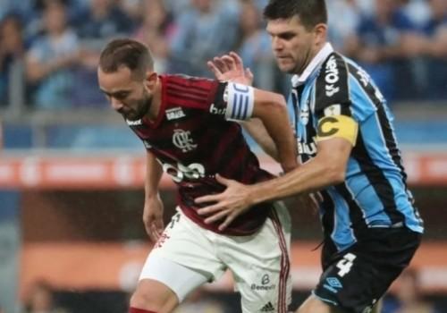 Flamengo y Gremio se miden por un lugar en la…