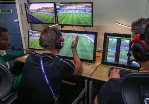 La FIFA presentó la sala de operaciones del VAR