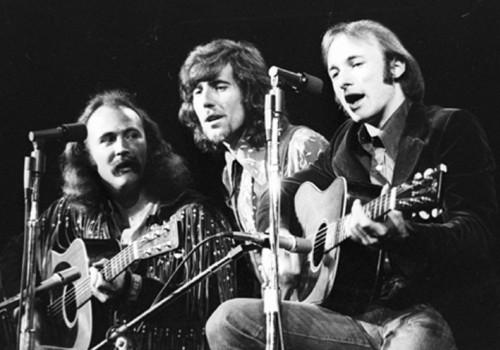 50 años de Woodstock - Crosby, Stills & Nash -…