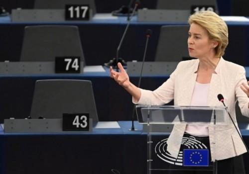 Ursula Von der Leyen, nueva presidente de la Comisión Europea