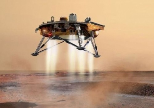 El robot InSight ha llegado a Marte