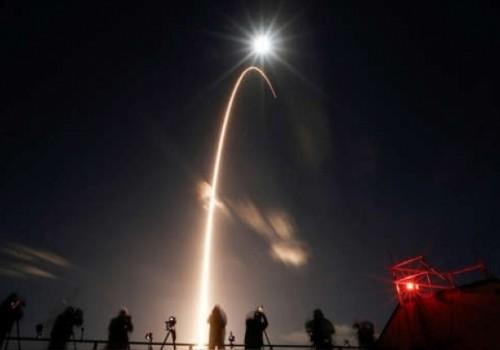 Lanzamiento del Solar Orbiter al espacio