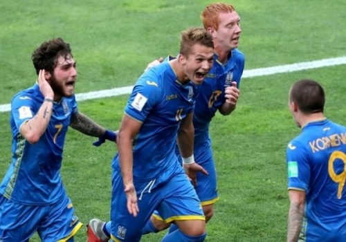 Ucrania es el Campeón Mundial Sub 20