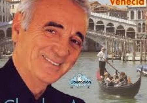 Charles Aznavour - Venecia sin tí