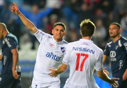 Nacional derrotó a Cerro 2-0 y sigue con puntaje perfecto