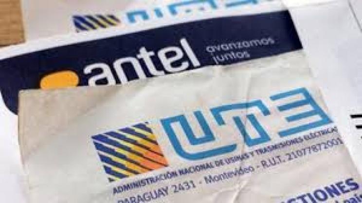 Aumento de tarifas públicas de UTE, ANTEL y ANCAP - UDigital Portal